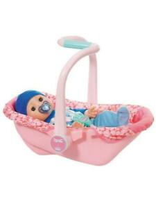 Baby-Annabell-Active-Comfort-Seat-Doll-Travel-Carrier-For-43cm-Dolls-Zapf