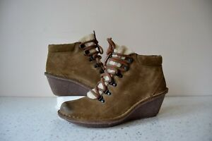 NEW-CLARK-S-034-MARSDEN-GRACE-034-BEIGE-SUEDE-LEATHER-ANKLE-BOOTS-UK-4-5D-RRP-70-00