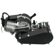 49CC 2-STROKE ENGINE MOTOR PULL START  POCKET MINI BIKE SCOOTER ATV KIDS