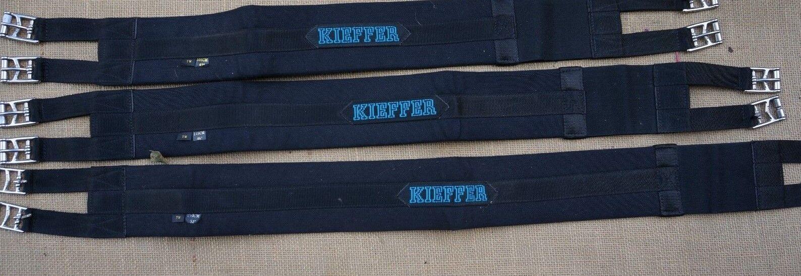 Kieffer sillín cinturón