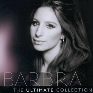 Barbra-Streisand-The-Ultimate-Collection-Barbra-Streisand-CD-0WVG-The-Fast