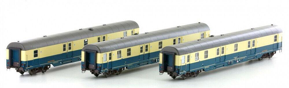 L modellllerlerler 46300 Set de Vagones Deutsche Post Ag Ep.v 3 Piezas Nuevo