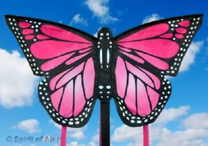 Monarch butterfly kite large in orange by spirit of Air
