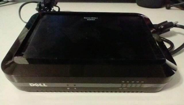 SonicWALL Firewall Soho Security Appliance