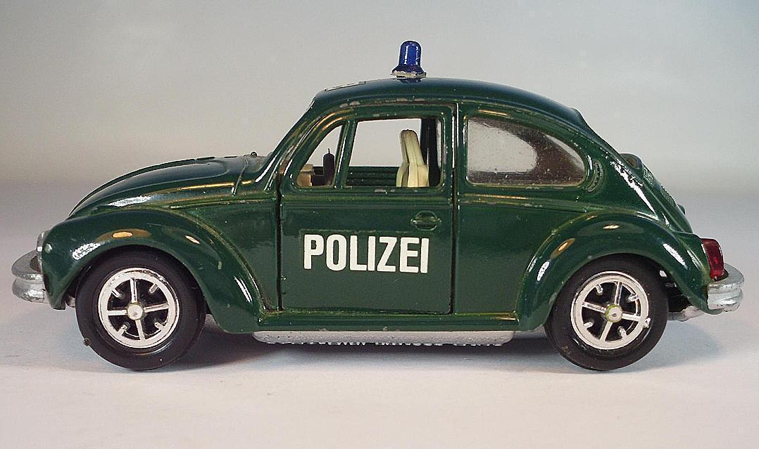 Gama mini - mod - 1   43. 898 vw k ä fer 1302 volkswagen käfer - polizei   6377