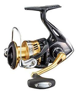 NEW Shimano Sahara C3000 HG FI Compact Spinning Fishing Reel Model  SHC3000HGFI