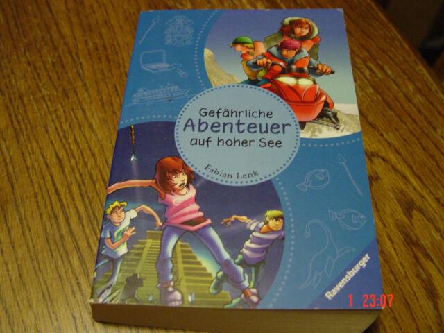 Gefährliche Abenteuer auf hoher See  Fabian Lenk (2012, Taschenbuch) ungelesen