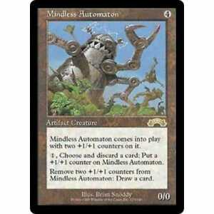 4x Mindless Automaton NM-Mint English Eternal Masters MTG Magic