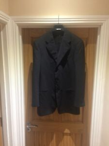 Size 40 Collezioni Armani Reg Jacket Black tIHwIqz1