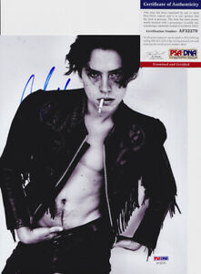 Cole-Sprouse-Riverdale-Signed-Autograph-8x10-Photo-PSA-DNA-COA-1