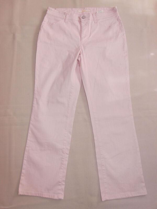 Ausdauernd Mac Jeans Hose Mod. Melanie Gr.42 L30 Rosa Neuw.! HüBsch Und Bunt
