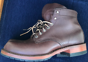 "White's Boots Hathorn Traveler  Boot US Size 8.5 - 9 C Insole 10.5""   $ 500"