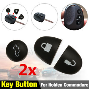 2-Sets-Key-Buttons-Remote-Remote-Repair-Holden-Commodore-VS-VT-VX-VY-VZ-WH-WK-WL