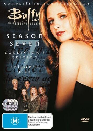 1 of 1 - Buffy The Vampire Slayer : Season 7 (DVD, 2006, 6-Disc Set)