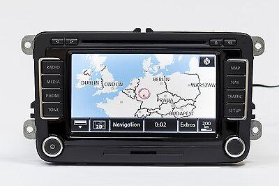 Volkswagen VW RNS 510 C Golf Passat T5 Tauran Tiguan Sharan Scirocco Navigation