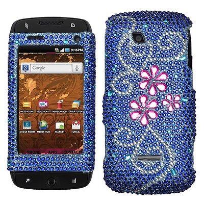 Juicy Flower Bling Case Cover For T Mobile Sidekick 4g