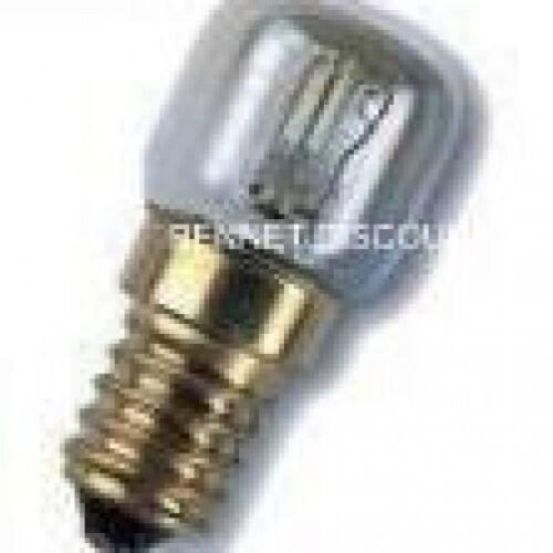 2 x 300 P C Four ampoules Appliance Lampe de grande valeur 15 W GRATUIT UK P