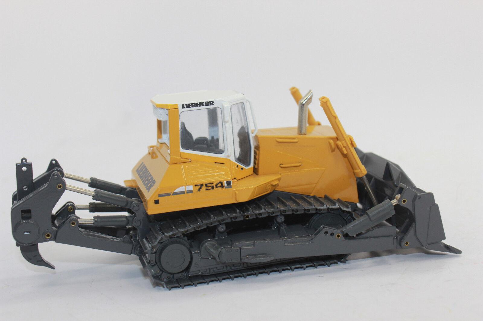 Conrad 2808 Liebherr Pr 754 Bulldozer 1 50 Nouveau en Emballage D'Origine