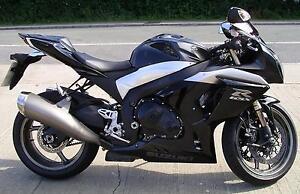 Suzuki GSXR1000 K9. Black. One owner. Mint bike. Cat1 alarm. Service