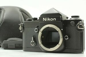 [exc+4 s/n75xxxxx] Nikon f2 Augenhöhe 35mm Film Kamera schwarz Body aus Japan 922