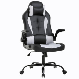 Stupendous Details About New High Back Racing Office Chair Recliner Desk Computer Chair Gaming Chair Rc66 Pdpeps Interior Chair Design Pdpepsorg