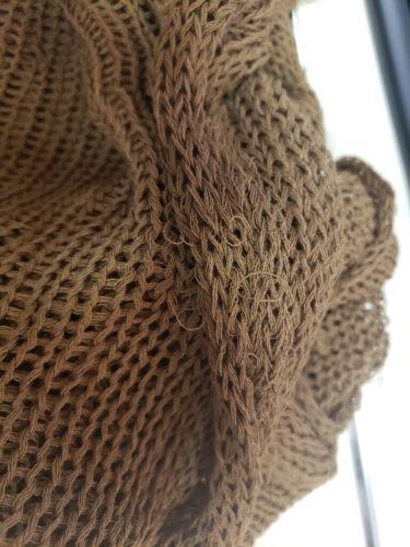 donna 18742a T manica intima shirt vestibilità da Knit marrone comoda lunga taglia S Maglia qwa4YExq