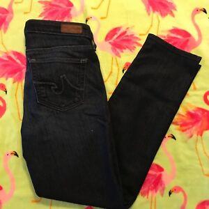 Women-s-AG-jeans-Adriano-Goldschmied-27R-the-Stilt-Cigarette-Leg