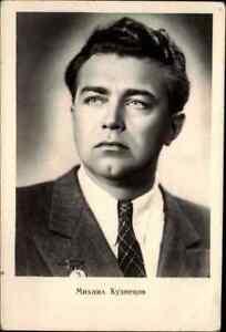 Russland-Sowjetunion-Film-Buehne-Kino-Schauspieler-Michail-Kusnezow-Russia-Photo