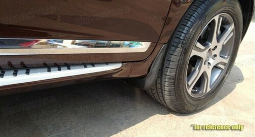 4 Mud Flaps Splash Guards Fender Car Mudguard fit for BMW X3 M-SPORT 2018 2019