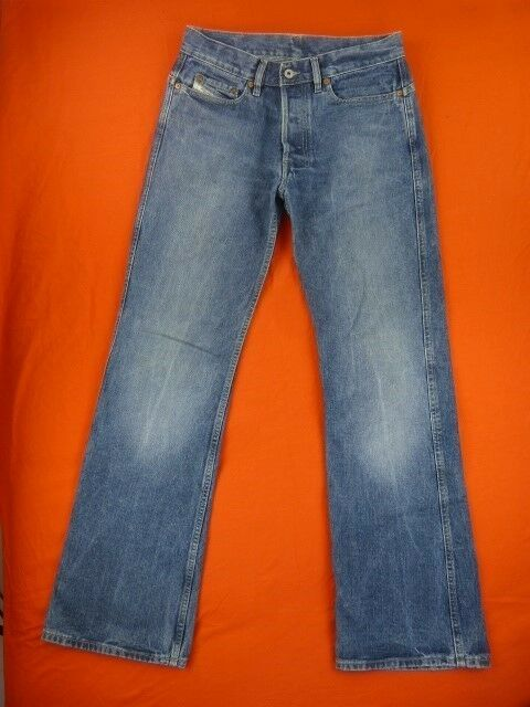 Taille us jean diesel homme
