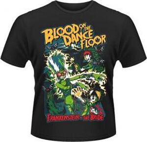 Details About Blood On The Dance Floor Frankenbride Official Mens T Shirt