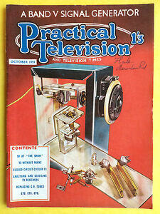 Practical-Television-Oktober-1959-A-Band-V-Signal-Generator-Vintage