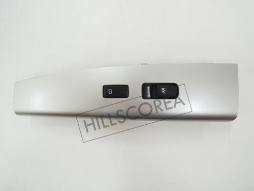 Genuine Sub Power Window Switch Assy Passenger For HYUNDAI SANTA FE 2007-2011