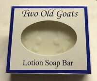 Two Old Goats Lotion Soap