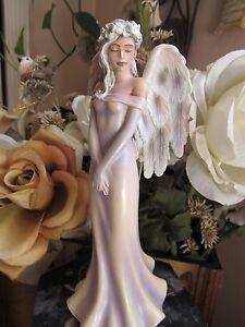 JESSICA GALBRETH Angel Figurine FORGIVENESS MUNRO makers of FAERIE GLEN fairies