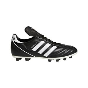 Détails sur Adidas Kaiser 5 Ligue cuir Chaussures de foot cames semelle NoirBlanc [033201] afficher le titre d'origine