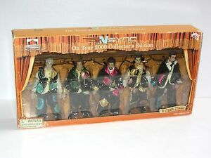 Rare-NSYNC-No-Strings-Attached-Collectors-Edition-Toy-Figure-Marionette-Box-Set