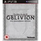 The Elder Scrolls IV: Oblivion -- 5th Anniversary Edition (Sony PlayStation 3, 2011) - European Version