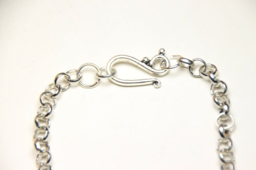 """Elephant Charm Clip On Lobster Claw Clasp Build Custom Bracelet 6/""""-8/"""""""
