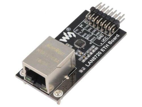 WSH-8583 Kommunikation ETHERNET 3,3VDC IC LAN8720 RJ45,goldpin 8583 WAVESHARE