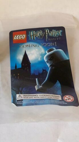 HARRY POTTER LEGO Comic Con SDCC VOLDEMORT preview TOY figure MINIFIGURE