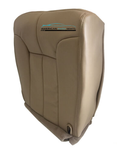SLT Laramie driver bottom vinyl seat cover Tan 1994-1997 Dodge Ram 2500 SLT