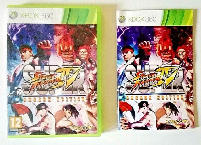 Super Street Fighter IV Arcade Edition - Xbox 360 - PAL