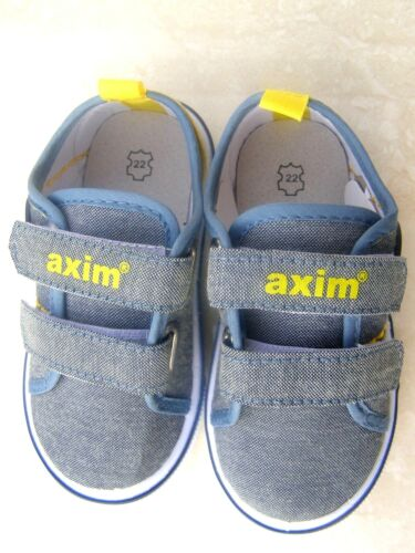 NEW BOYS BABY LEATHER INSOLES TRAINERS NURSERY CANVAS STRAP PLIMSOLLS PRAM SHOES