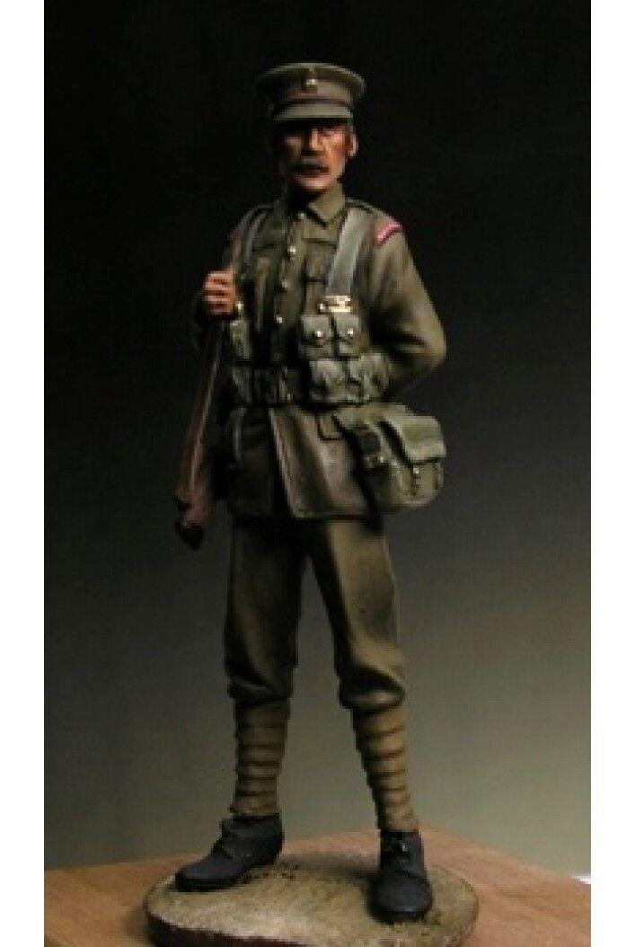 British Grenadier Guards at First World War 54mm Tin Painted Toy Soldier   Art