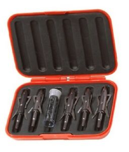 """Rage /""""Rage Cage/"""" Travel Case for Broadheads #32100"""
