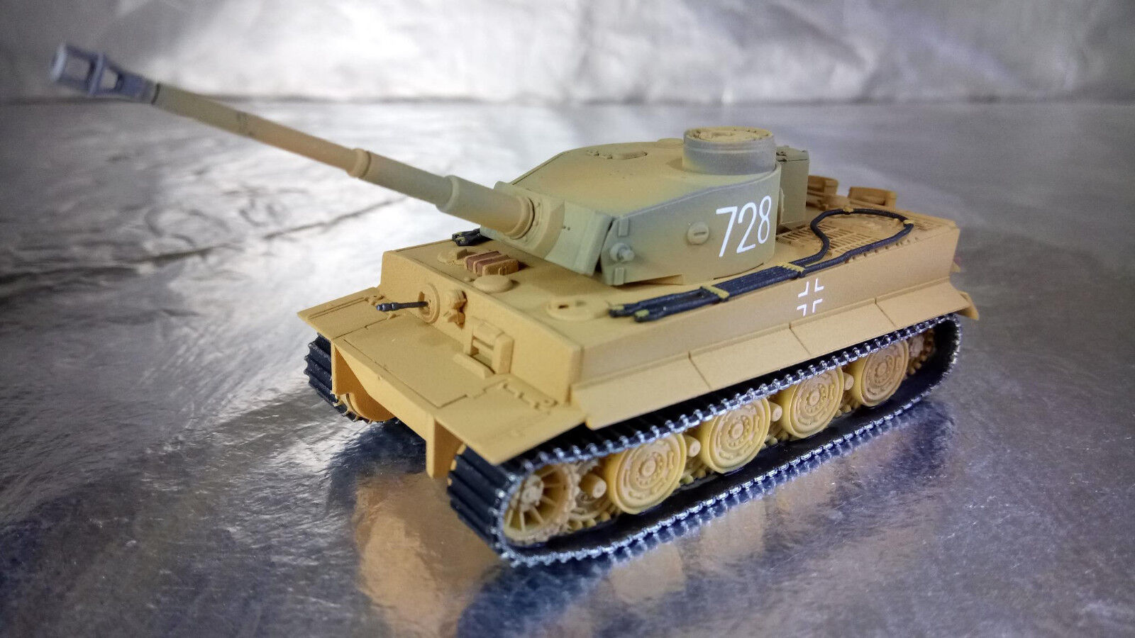 Herpa Military 745536 Tank Tiger Hybrid 1 87 Scale