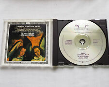 Joshua RIFKIN /J.S.BACH Cantata bwv 8-78-99 W.GERMANY CD L'OISEAU-LYRE(PDO 1989)