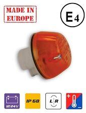 Sinistro Color ambra/Arancio Frecce Fari E4 Mark per MAN TGA/TGX/TGL 81253206115
