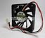 1pc-F6010B12HS-Double-ball-cooling-fan-12V-0-19A-6010mm-3pin-XX miniature 7